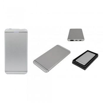 Iphone 6 Modeli Metal Kasa 5000 mAh Powerbank-TOPTAN