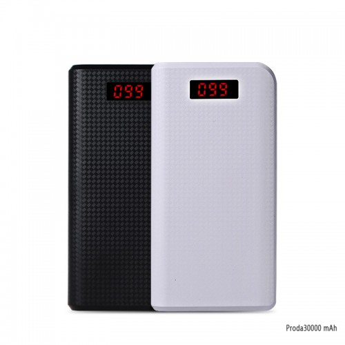 Proda 30000 mAh Power Bank TOPTAN