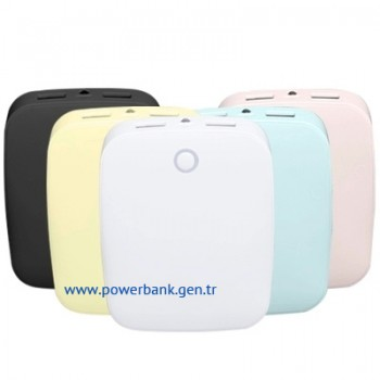 Powerbank 10400 mAh LED Fenerli