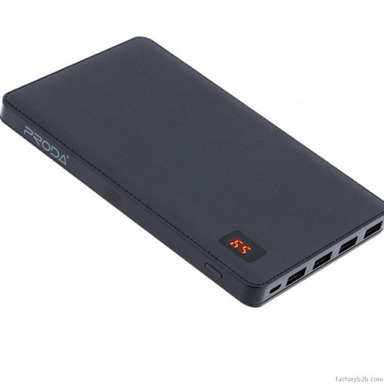 Proda Power Bank, Notebook Powerbank 30000 mAh PERAKENDE