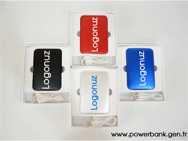 5000 mAh Promosyonluk Power Bank